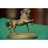 Статуэтка Лошадь   ( латунь )