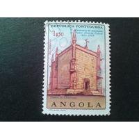 Ангола 1968 колония Португалии мавзолей А. Кабрала в Лиссабоне