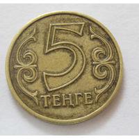 Казахстан 5 тенге 2002