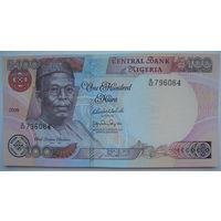 Нигерия 100 найра 2009 г. (g)