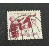Горнист. Рейх.  Дата выпуска:1935-07-25