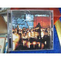 Metallica. S&M. 2CD с 3,5-х рублей!