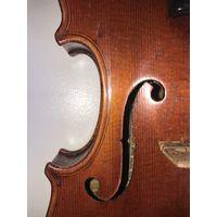3/4 Старинная французская скрипка Marcel Deloget 1937   3/4