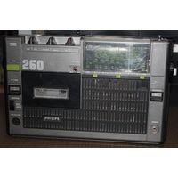 Магнитола Philips Radio-Recorder 22RR260