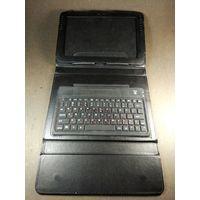 Клавиатура беспроводная от планшета с обложкой
