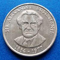 Ямайка 1 доллар 1992 г. Продажа коллекции. #10117
