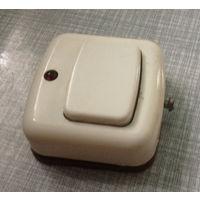 Кнопка звонка с индикатором