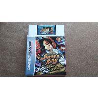 Картридж GameBoy Advance Shaman King Master of Spirit русская версия