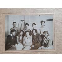 ФОТОГРАФИЯ УЧАЩИЕСЯ 1930 ГОД.