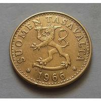 20 пенни, Финляндия 1966 г.