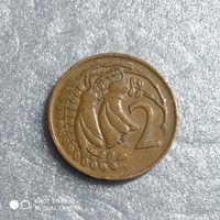 G Новая Зеландия 1973 г. 32 цента
