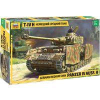ЗВЕЗДА 3620 - Немецкий средний танк T-IV (H) / Сборная модель 1:35