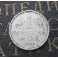 1 марка 1990 (J) Германия ФРГ #05