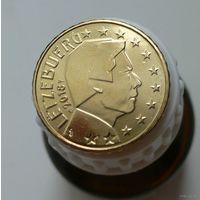 10 евроцентов 2018 Люксембург UNC из ролла