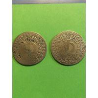 Тымф 1664 и 1663 года.