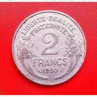 65-05 Франция, 2 франка 1950 г.