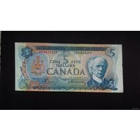 5 долларов 1972 года. Канада. Распродажа.
