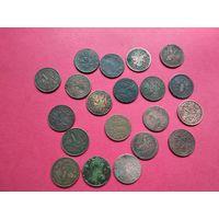 Голландия старые 1 цент с 1 копейки без минимальной цены -9-451