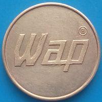 Моечный жетон -WAP-ГЕРМАНИЯ