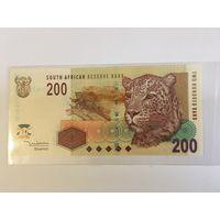 ЮАР 200 рендов 2005 год пресс