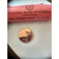 5 евроцентов Кипр 2010 год