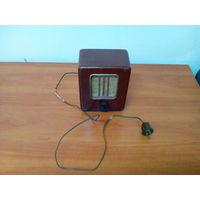 Радио точка СССР с двумя печатями с низу.