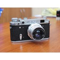 Фотоаппарат ФЭД 2, коллекционный, 1960 г.