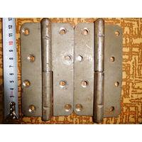 Петли дверные 130 мм 2 шт.
