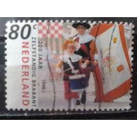 Нидерланды 1996 200 лет провинции Северный Брабант