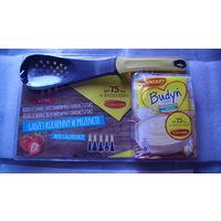 Подарочный набор для приготовления пудинга. распродажа