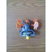 Beywarriors Beyblade Shogun Steel - DOJO (Hasbro SA, Tomy, Takara) дракон (металл, пластик). (возможен обмен)