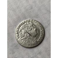 6 грошей 1755
