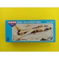 Сборная модель самолёта Hawker Hunter FGA.9 Novo 78075\F204