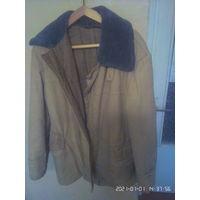 Военная куртка зимняя,10 руб