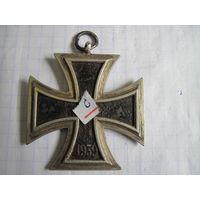 Железный крест 2 класса.