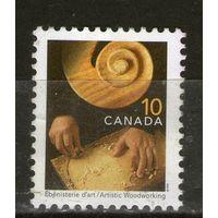 Канада. Михель- 1770. Гашеная.