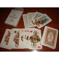 Игральные карты Русский стиль, 1994 г.