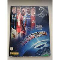 Альбом для наклеек Лига чемпионов 2010-2011