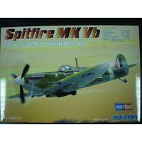 Hobby Boss 80212 1/72 Самолет Spitfire Mk.vb