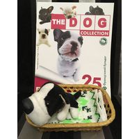 The dog collection (коллекционный щенок с журналом 25-й выпуск)