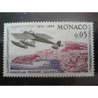 Монако 1964 самолет**