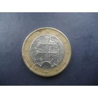 1 евро Словакия 2009