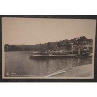 Старинная открытка. Город Намюр. Бельгия. Чистая