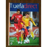 Журнал UEFA drect 3-2008