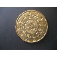 20 евроцентов Португалия 2006