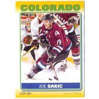 НХЛ /NXL / 2012-2013 Joe SAKIC  O-Pee-Chee
