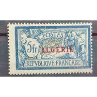 Алжир 1924-25, Yvert 33 (CV 18,85 eur), \960\ MNH