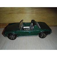 Винтаж.VW Porsche 914 Polistil.1/43.