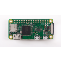 Raspberry Pi Zero миниатюрный компьютер (Pre-Soldered Header)