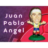 Juan Pablo Angel Колумбия 5 см Фигурка футболиста MC3100